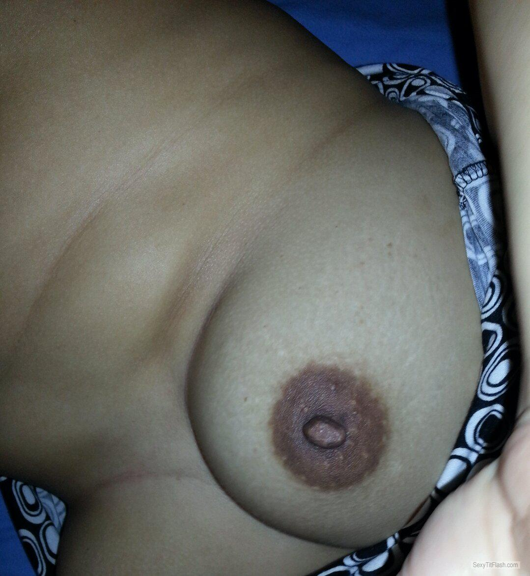 Medium Tits Of My Wife Thai Smile